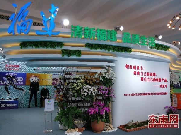 中国品博会,福建这些品牌让你眼前一亮
